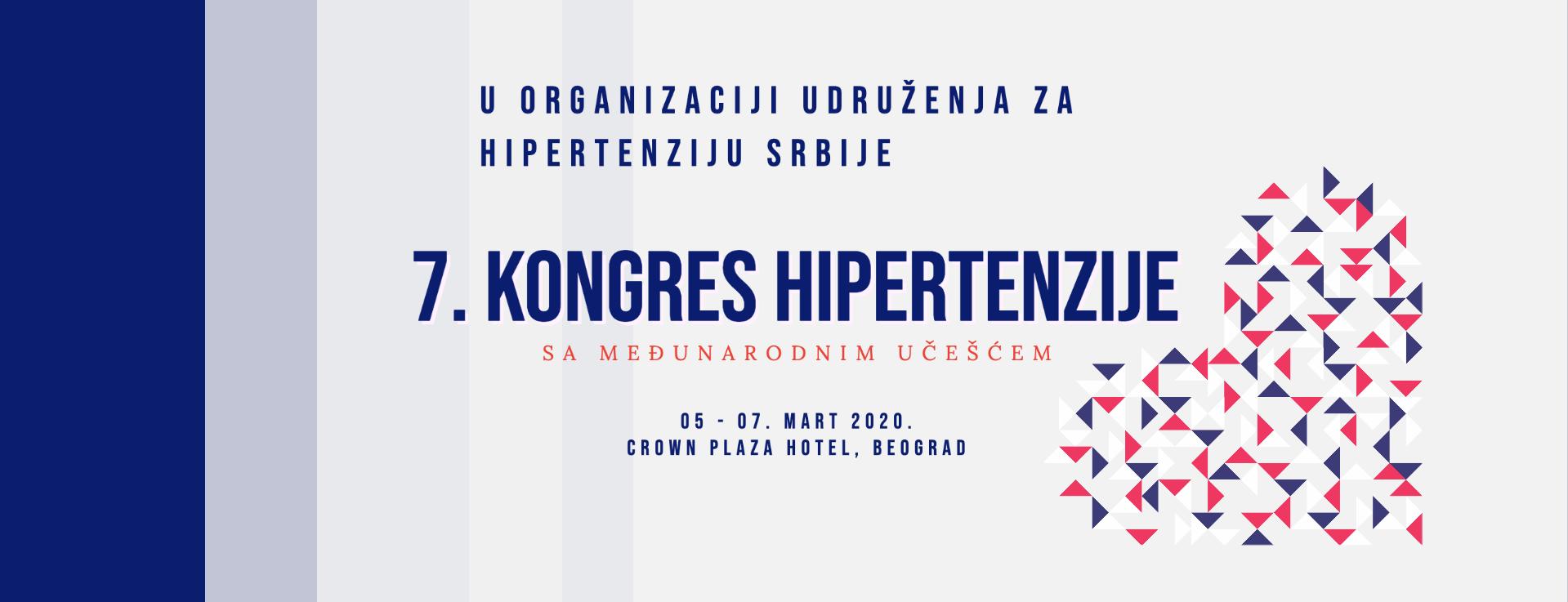 Udruženje za hipertenziju Srbije